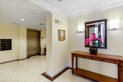 West Palm Beach Condo For Sale: 3940 Flagler Drive #402