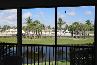 Wellington Rental For Rent: 2835 Polo Island Drive #H202