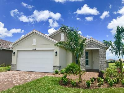 Tradition Single Family Home For Sale: 10227 SW Coral Tree Circle