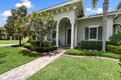 Jupiter Single Family Home Contingent: 112 Tullamore Avenue