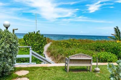 Costa Del Rey, Costa Del Rey Condo Rental For Rent: 2175 S Ocean Boulevard #102
