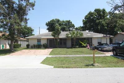 Wellington Multi Family Home For Sale: 1346 Riverside Circle #1346 - 1