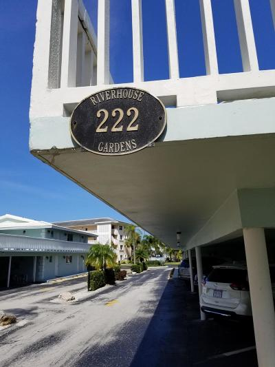 Deerfield Beach Condo Contingent: 222 Federal Highway #202