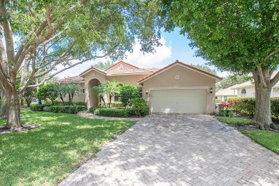 Jupiter Single Family Home For Sale: 392 Mallard Point