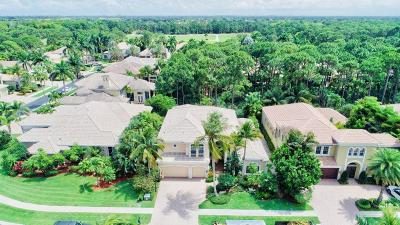 Delray Beach Single Family Home For Sale: 6830 Royal Orchid Circle