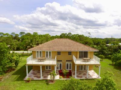 West Palm Beach Single Family Home For Sale: 13255 67th Street