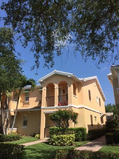 Jupiter Townhouse Contingent: 1593 Jeaga Drive