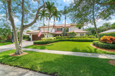 Boca Raton Single Family Home For Sale: 2628 NW 27th Terrace