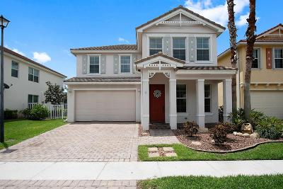 Royal Palm Beach Single Family Home For Sale: 284 Belle Grove Lane