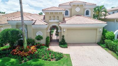Boca Raton Single Family Home For Sale: 6487 Enclave Way