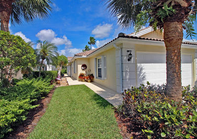 Hobe Sound Single Family Home For Sale: 8072 SE Peppercorn Court