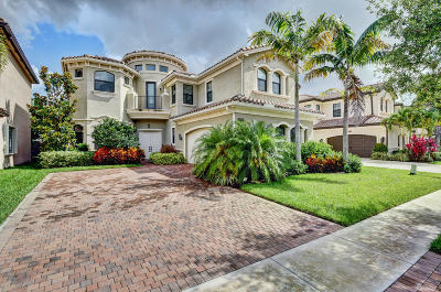 Delray Beach Single Family Home For Sale: 8551 Lewis River Road