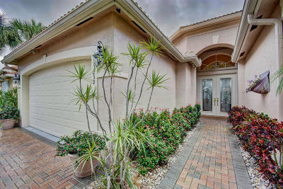Delray Beach Single Family Home For Sale: 13258 Solana Beach Cove