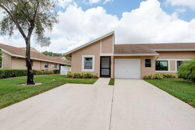 Boca Raton Single Family Home For Sale: 8145 Springtree Road