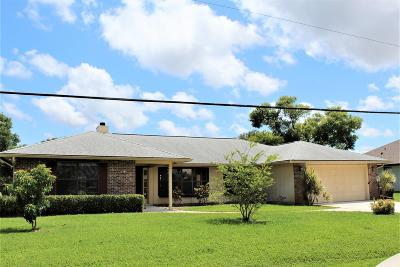 Fort Pierce Single Family Home Contingent: 5105 Echo Pines Circle E