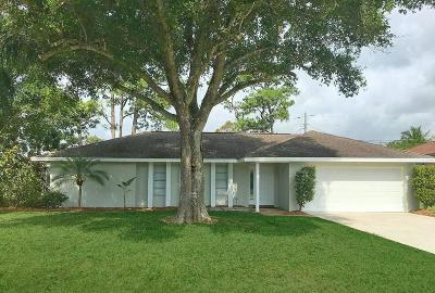 Fort Pierce Single Family Home For Sale: 5703 Shannon Drive