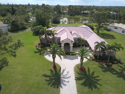 Palm Beach Gardens Single Family Home For Sale: 8180 Woodsmuir Drive