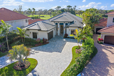 Palm Beach Gardens FL Single Family Home For Sale: $2,599,000