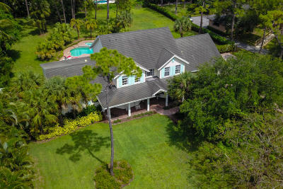 Delray Beach Single Family Home For Sale: 2425 Greenbriar Drive