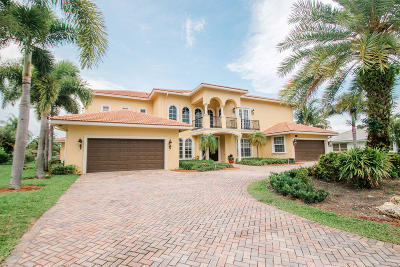 Atlantis Single Family Home For Sale: 344 Glenbrook Drive