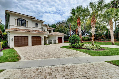 Boca Raton Single Family Home For Sale: 17862 Cadena Drive