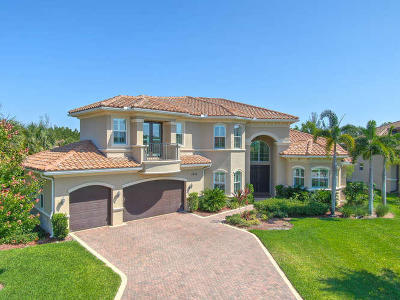 Palm Beach Gardens Single Family Home For Sale: 7936 Arbor Crest Way