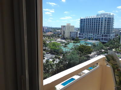 Fort Lauderdale Condo For Sale: 3333 NE 34th Street #1018