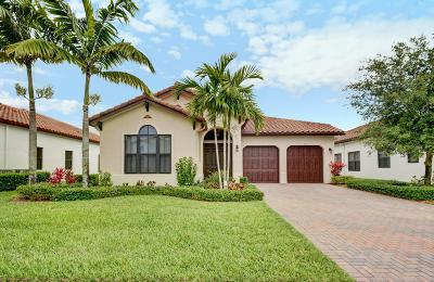 Lake Worth Single Family Home For Sale: 6333 Vireo Court