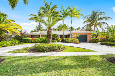 Boca Raton Single Family Home Contingent: 800 SW 5th Street