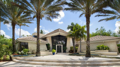Boca Raton Single Family Home For Sale: 5246 Princeton Way
