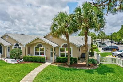 Port Saint Lucie Single Family Home For Sale: 1136 NW Lombardy Drive