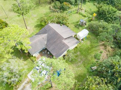 Lake Worth Single Family Home For Sale: 5040 Clock Road