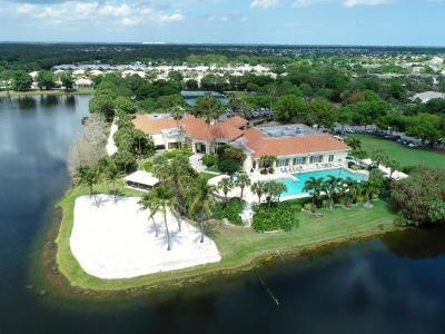 Port Saint Lucie Single Family Home For Sale: 580 NW San Remo Circle