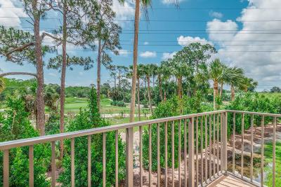 Hobe Sound Townhouse For Sale: 12731 SE Old Cypress Drive