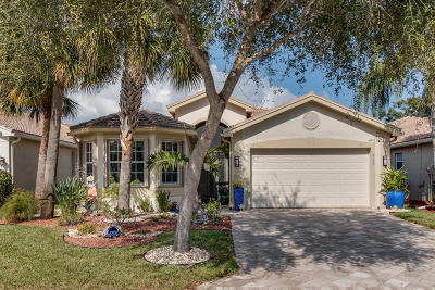 Lake Worth Single Family Home For Sale: 8159 Abalone Point Boulevard