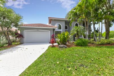 Coral Springs Single Family Home For Sale: 2144 Oakland Hills Way Way