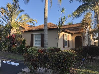 Boca Raton Single Family Home For Sale: 22352 SW 57th Circle