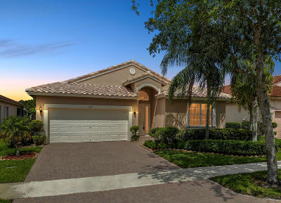 Port Saint Lucie Single Family Home For Sale: 267 NW Toscane Trail