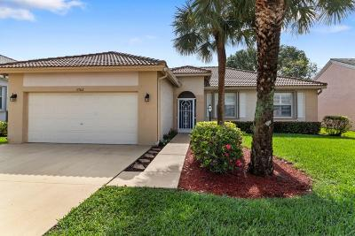 Lake Worth Single Family Home For Sale: 3762 Spring Crest Court