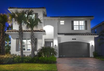 Delray Beach Single Family Home For Sale: 15269 Cherry Creek Lane
