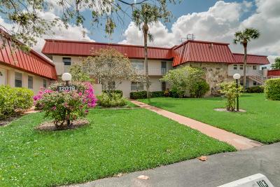 Royal Palm Beach Condo For Sale: 12019 W Greenway Drive #204