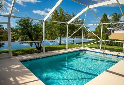 Port Saint Lucie Single Family Home For Sale: 10688 SW Hartwick Drive