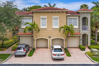 Palm Beach Gardens Condo Contingent: 4861 Bonsai Circle #203