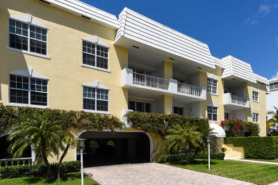 Palm Beach Condo For Sale: 127 Peruvian Avenue #101