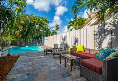 Boca Raton Single Family Home Contingent: 9703 Erica Court