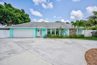 Palm Beach Gardens Single Family Home For Sale: 11922 Catalpha Avenue