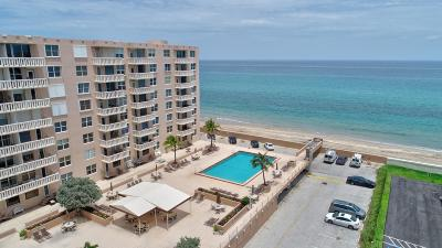 Palm Beach Condo For Sale: 3450 S Ocean Boulevard #719