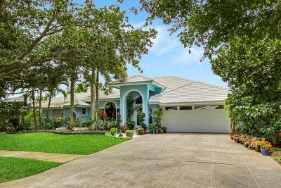 Jupiter Single Family Home For Sale: 18651 Misty Lake Drive