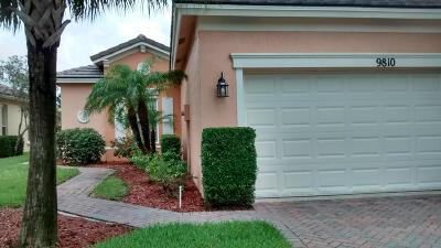 Tradition Single Family Home For Sale: 9810 SW Eastbrook Circle #101