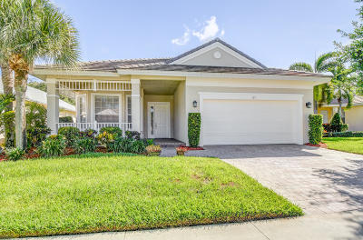 Port Saint Lucie Single Family Home For Sale: 121 NW Willow Grove Avenue